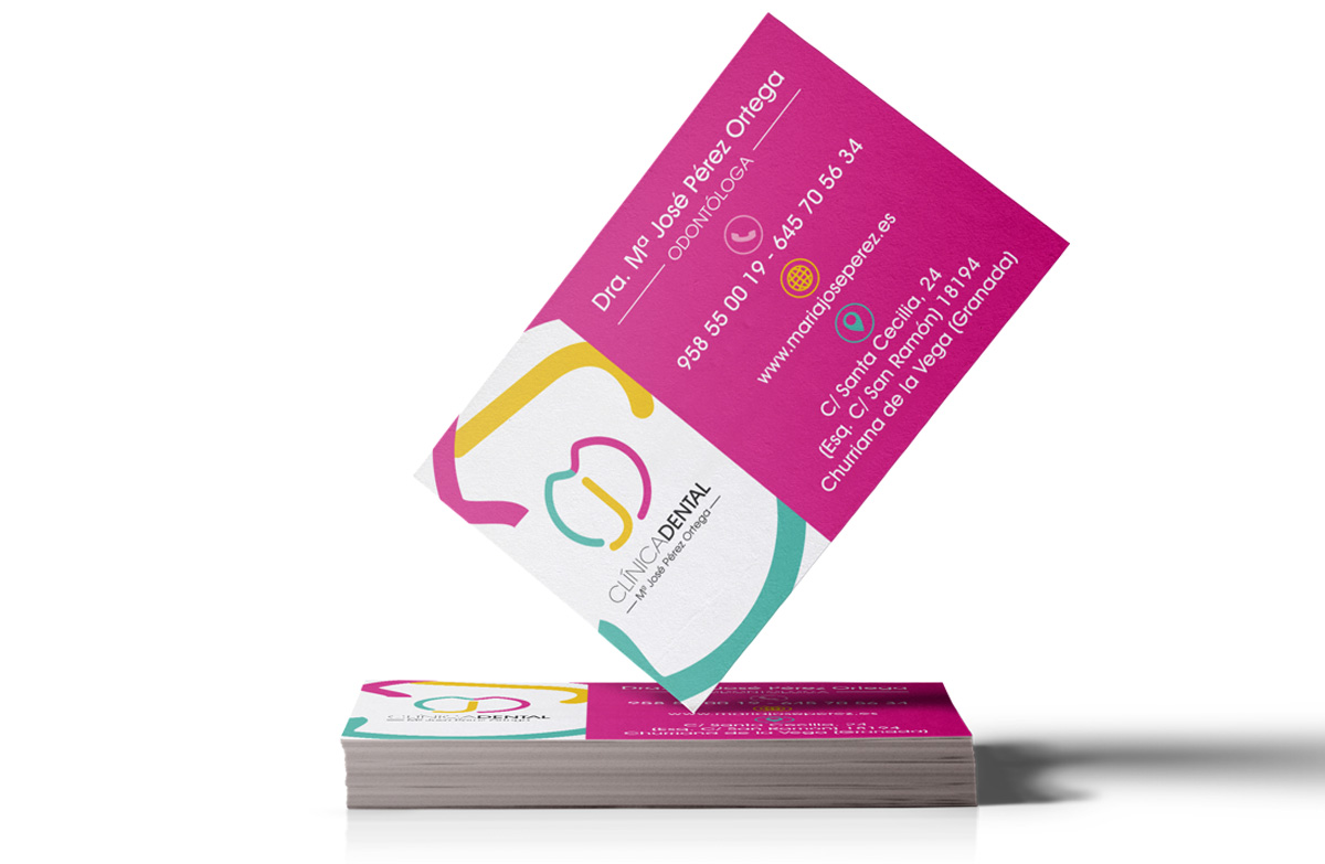 identidad corporativa 5 clinica dental