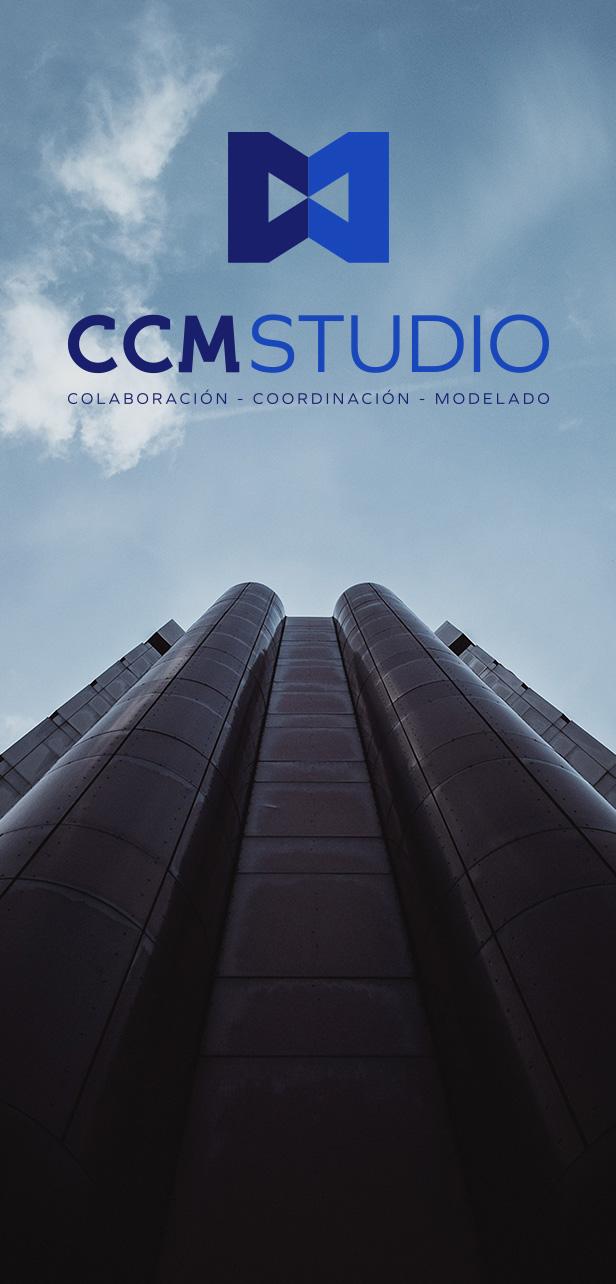 Identidad Corporativa CCM Studio