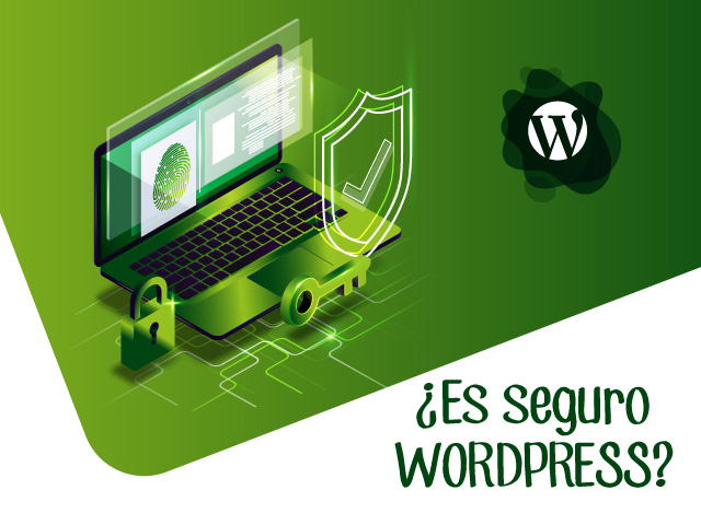¿ES SEGURO WORDPRESS?